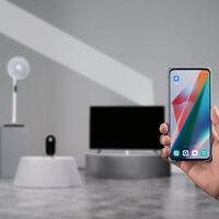 OPPO presenta una funda para el móvil que usa la banda ultra ancha para controlar los dispositivos del hogar conectado