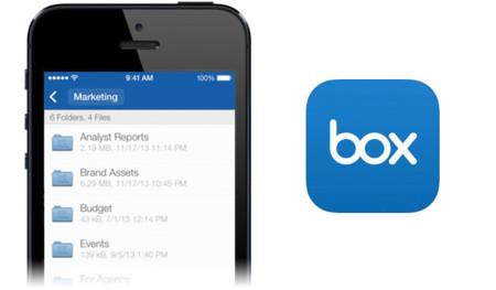 Box para iOS actualiza y regala 50GB de almacenamiento gratis