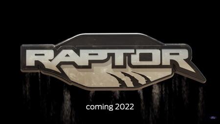 Ford Bronco Raptor Teaser 2022