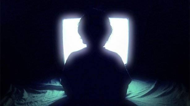 Tv a oscuras