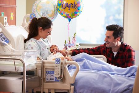 Bebés y visitas