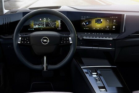 Opel Astra 2022 9