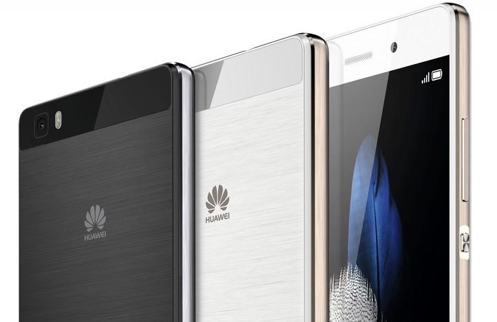 fa70066b4af El Huawei P8 apuesta por el diseño y la cámara