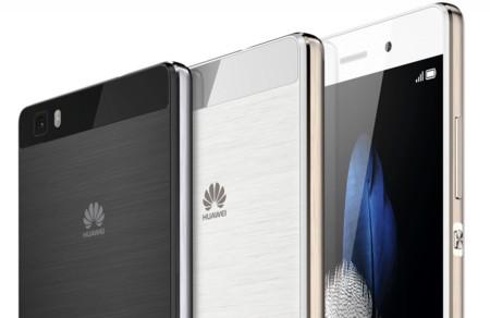 El Huawei P8 apuesta por el diseño y la cámara