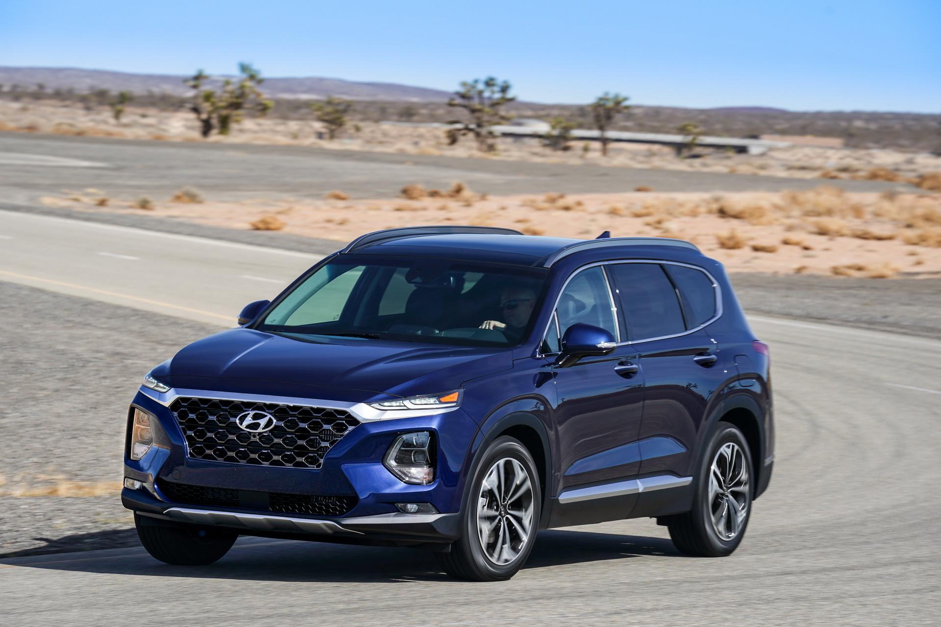 Foto de Hyundai Santa Fe 2019 US Spec (6/22)