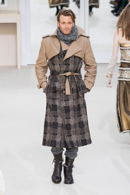 Chanel Autumn Fall Winter 2016 Pfw74
