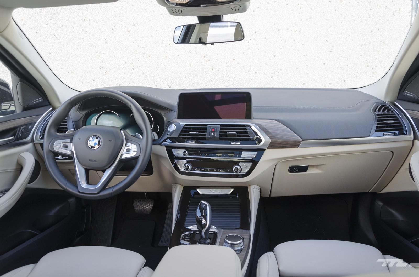 Foto de BMW X4 2018, prueba (48/65)
