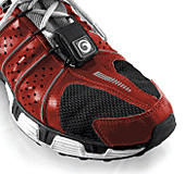 Usa el sensor de Nike+Ipod Sport Kit en cualquier zapatilla
