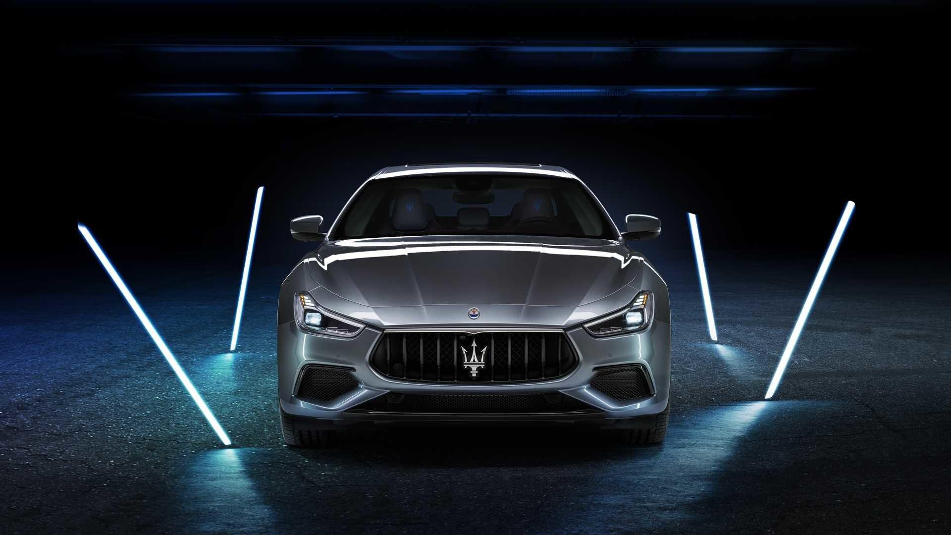 Foto de Maserati Ghibli Hybrid 2020 (2/26)