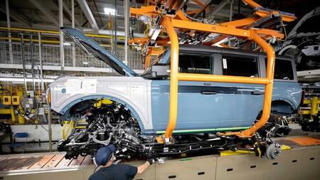 Porduccion Ford Bronco 2021 4