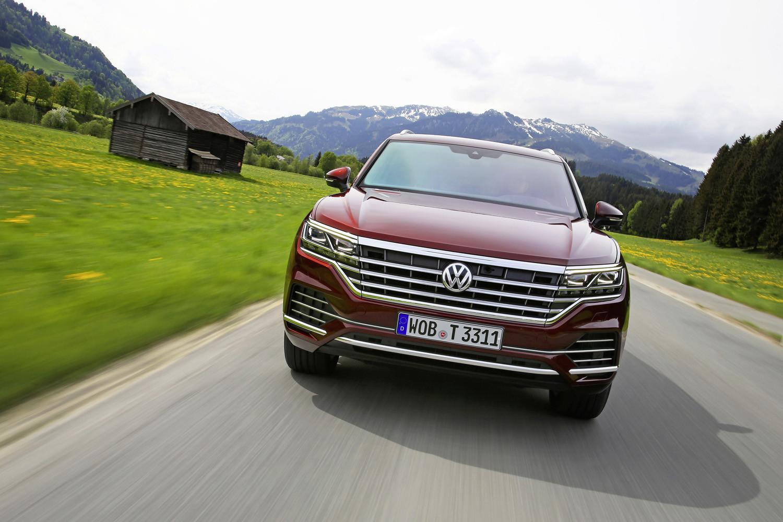Foto de Volkswagen Touareg 2018, toma de contacto (50/83)