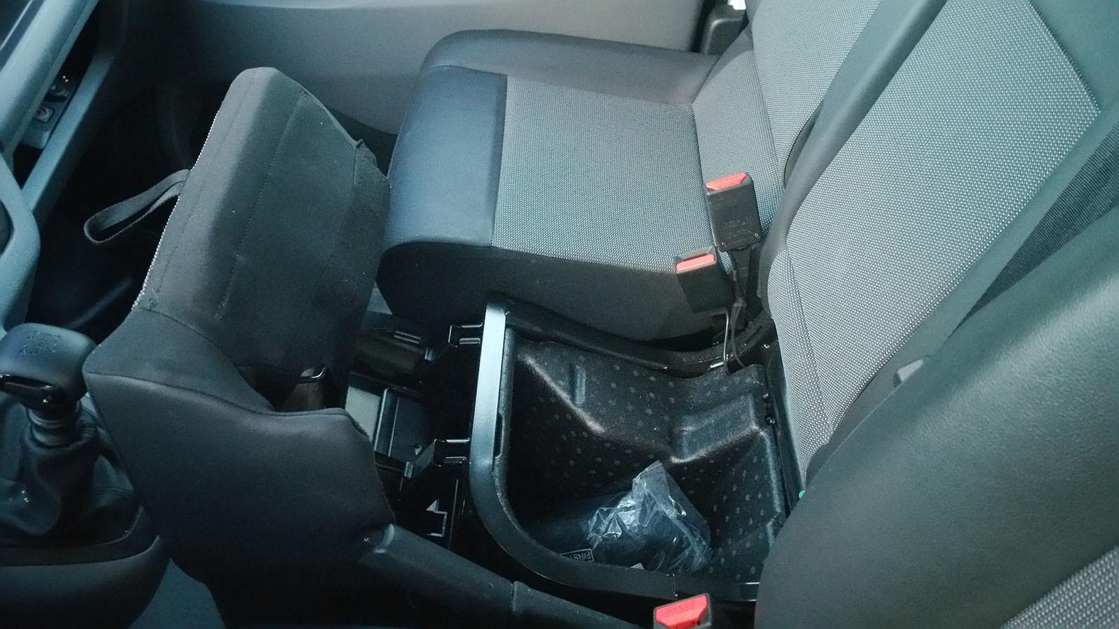 Foto de Toyota PROACE furgón - Interiores (16/19)