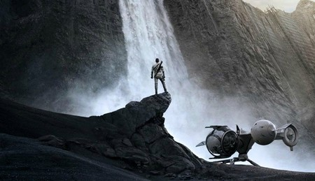 'Oblivion', la película