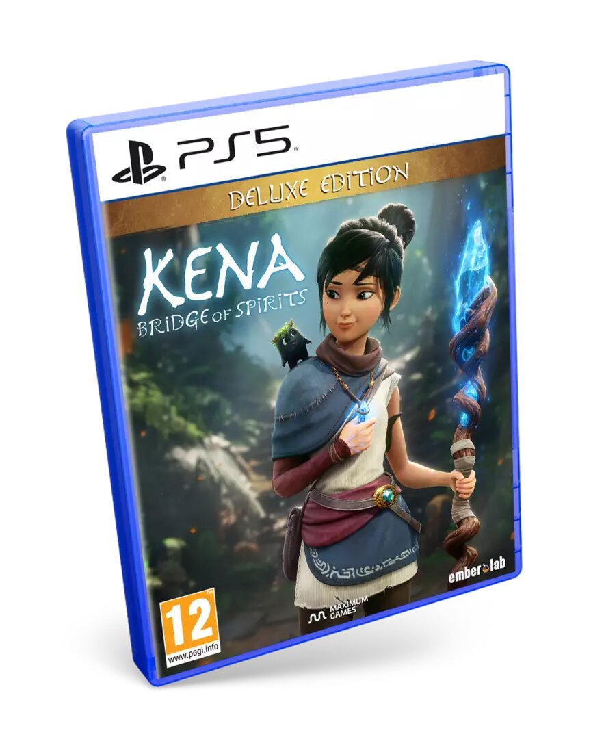 Kena: Bridge of Spirits Edición Deluxe