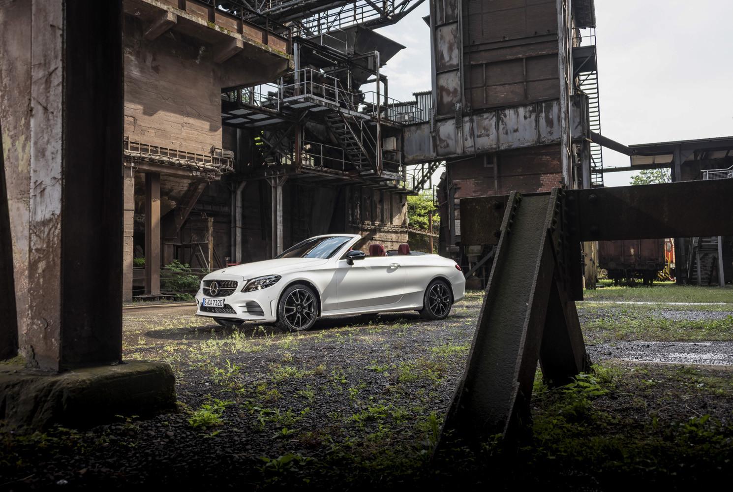 Foto de Mercedes-Benz Clase C 2018, toma de contacto (73/255)