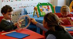 El 82,7% de los niños entre 0 y 3 años está sin escolarizar
