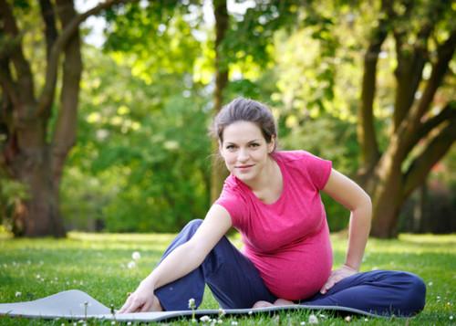 Siete consejos para llenarte de energía en el embarazo