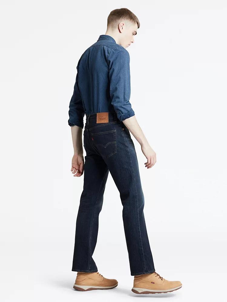 Levi's 527 bootcut slim jeans