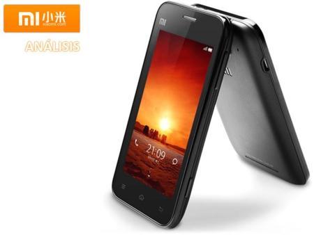 Análisis Xiaomi Mi One