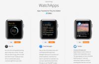 ¿Curioso por saber cómo serán las aplicaciones del Apple Watch? Averígualo en este sitio