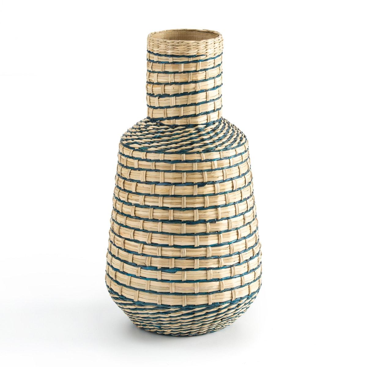 Jarrón de bambú al. 42 cm, Plooming