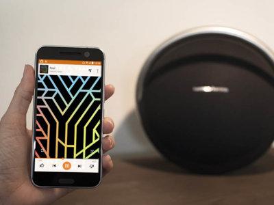 El soporte para AirPlay llega a más HTC