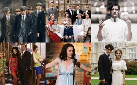 Las 23 Mejores Series De época En Netflix Hbo Amazon Y Movistar