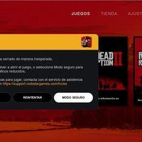 Red Dead Redemption 2: cómo arrancar el juego y solucionar el error de cierre inesperado en PC