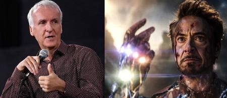 """James Cameron se alegra de que 'Vengadores: Endgame' haya superado a 'Avatar' en taquilla: """"Me da esperanza, la gente sigue yendo al cine"""""""