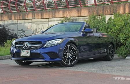 Mercedes-Benz C200 Convertible, a prueba: Lujo y diversión para todo clima