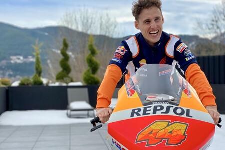 """Pol Espargaró va a por el mundial de MotoGP con Honda: """"Con esta moto el objetivo es ganar"""""""