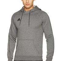 La sudadera Adidas Core18 gris está disponible en varias tallas por 23,95 euros en Amazon