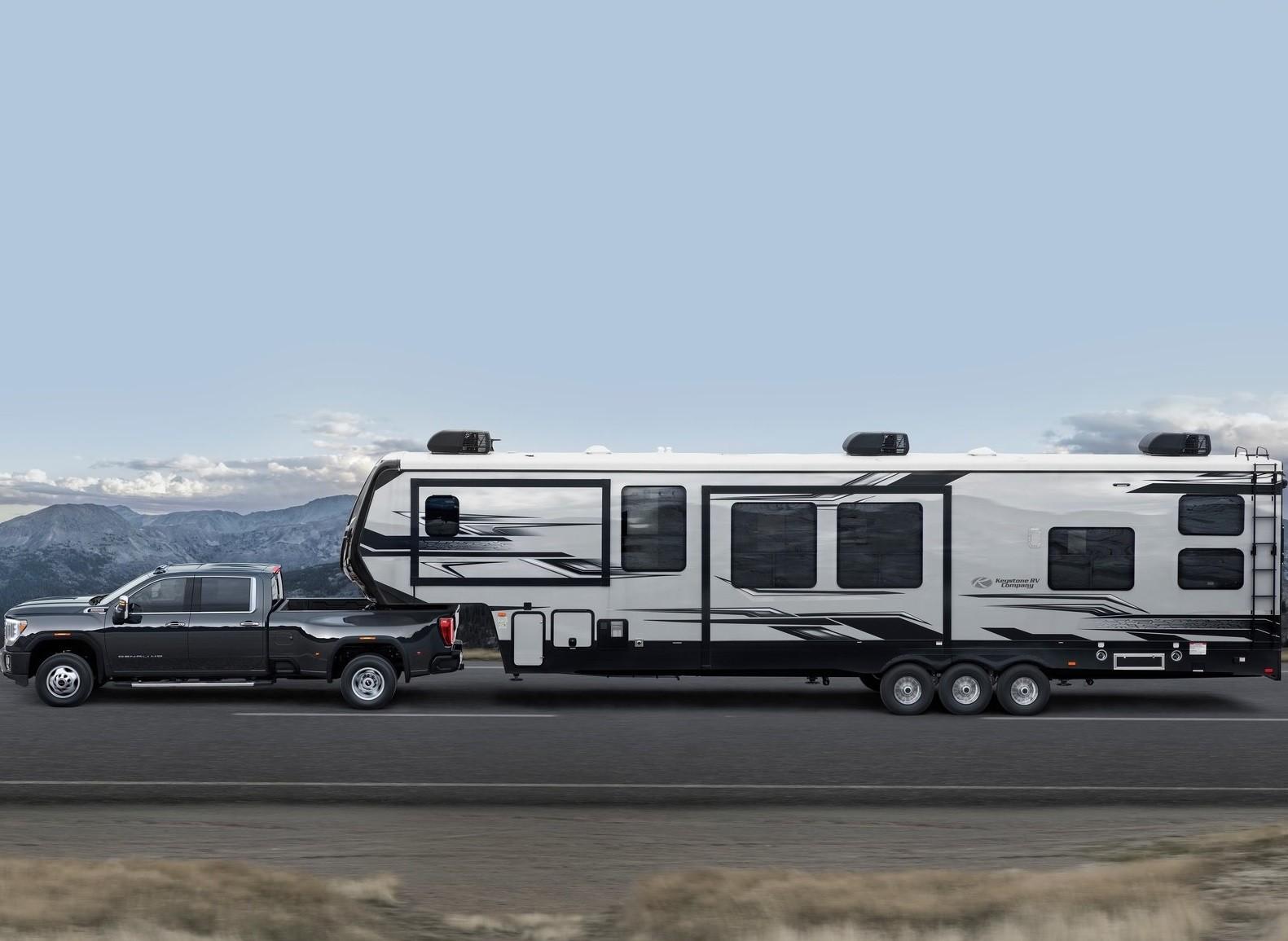 GMC Sierra Heavy Duty 2020