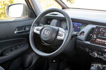 Honda Jazz eHEV híbrido prueba
