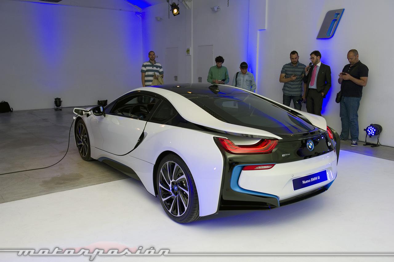 Foto de BMW i8, primeras impresiones (2/21)