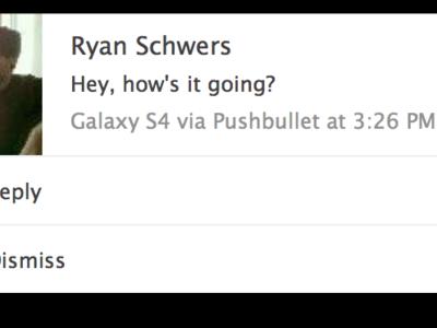 Con Pushbullet, ya puedes responder los mensajes de Allo desde tu computadora