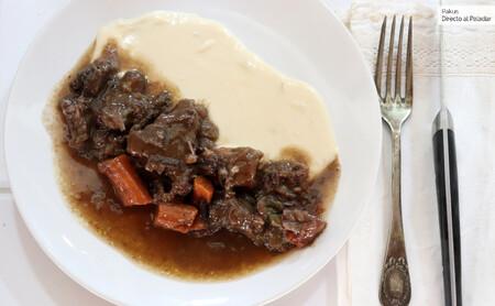 Carne Con Salsa Soubise Pakus Dap