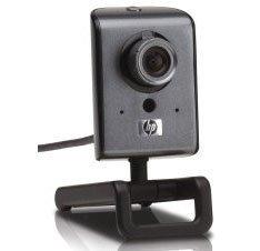 Webcam HP de 2 megapíxeles
