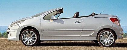 Peugeot 207 CC, más recreaciones