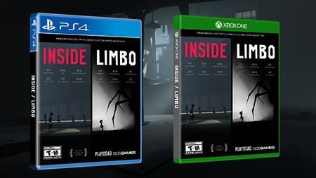Inside y Limbo llegarán juntos y en físico a Xbox One y PS4 el 14 de septiembre