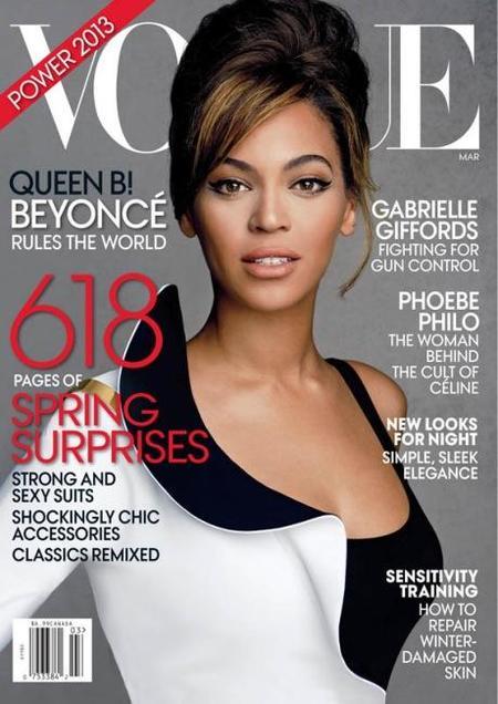 Beyoncé vogue
