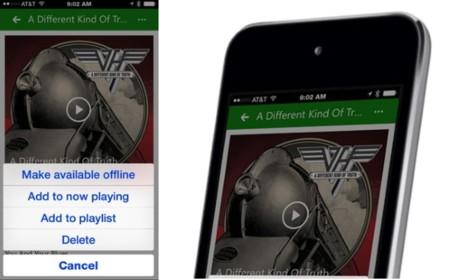 El streaming gratuito de canciones de OneDrive está disponible ahora