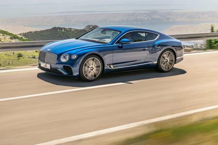 Bentley buscará el récord de coches de producción en la subida a Pikes Peak con su Continental GT W12