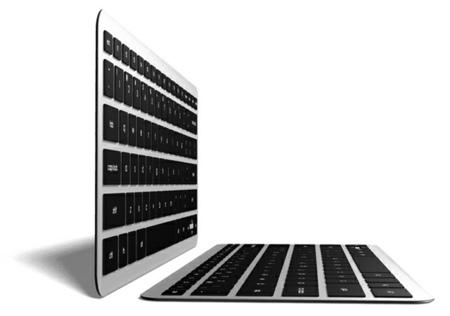 Synaptics revoluciona el teclado y touchpad para conseguir ultrabooks más delgados