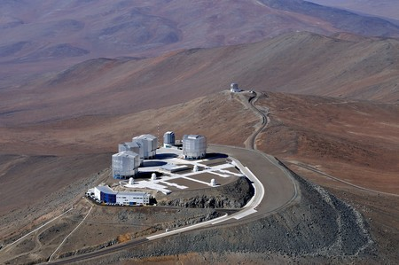 Observatorio Europeo Austral de Chile