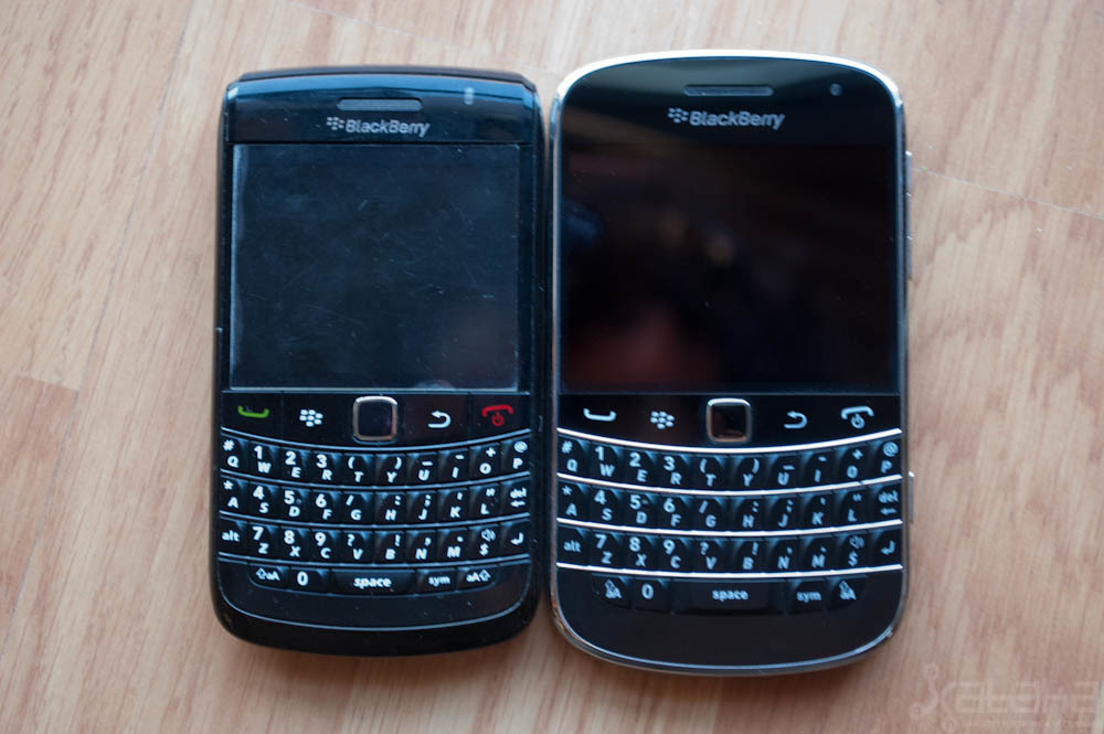 Foto de Blackberry Bold 9900, análisis (15/19)