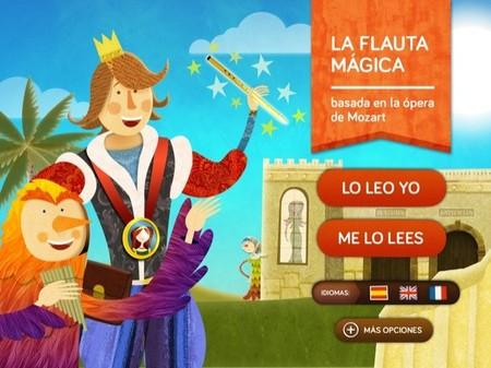 La Editorial PlanetaDeAgostini presenta La Flauta Mágica: un cuento musical interactivo para el iPad
