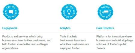 Twitter recomienda herramientas útiles para las empresas con su iniciativa Twitter Certified Products