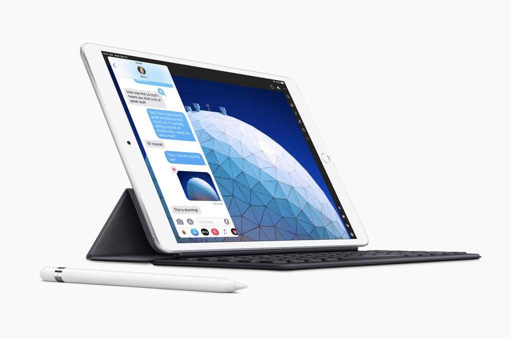 Nuevo iPad Air de 10,5 pulgadas y nuevo iPad mini: así son las tabletas más asequibles de Apple