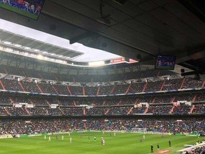 Por qué no es necesario ir al Bernabéu para vivir toda la emoción de El Clásico con 4K